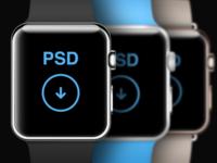  Watch PSD Template