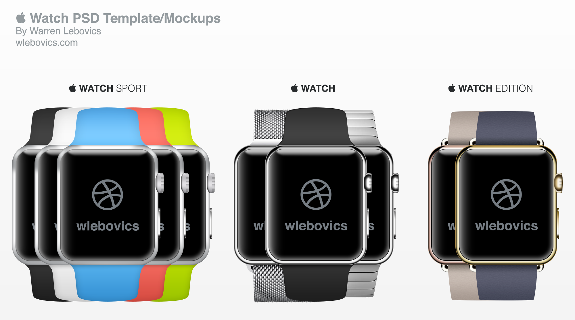 Applewatchtemplate warrenlebovics