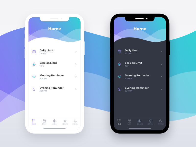 Phonedown options dribbble 800by600
