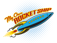 My Own Rocket Ship Logo