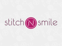 Stitch-N-Smile logo