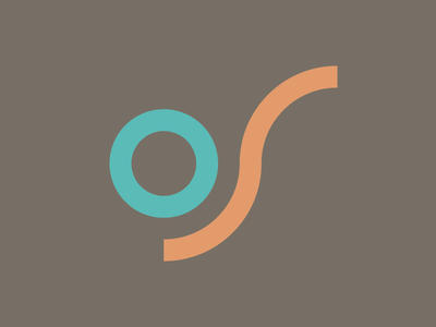 OS Logomark corporate identity identity branding logomark picto logo