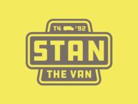 Stan The Van - logo