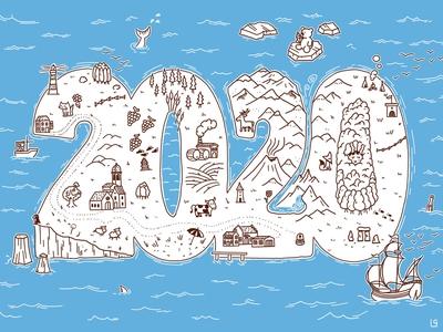 2020 island