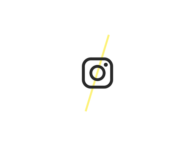 Instagram logo transformation kultprosvet principle morphing transformation gif icon instagram creative logo design animated flat animation ux ui