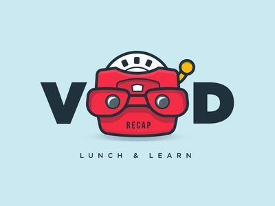 Lunch & Learn viewmaster icon