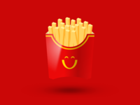 Maccas fries