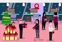 Office Christmas | Seasons Greetings