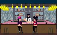 Fun Time at the bar