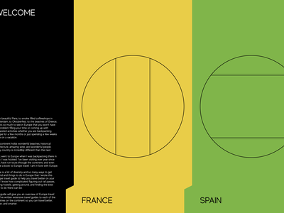 Guide to Europe Website Design Animation fashionable trendy extravagant stylish experimental animated website innovative brutal solution data visualization minimalist progressive minimal typography bold anti ux animation ui ux web design zajno