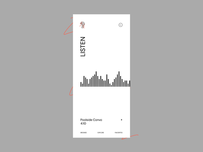 Mobile App Design Concept for Travelear