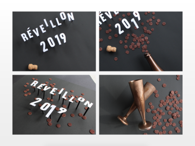 Poster | Réveillon 2019