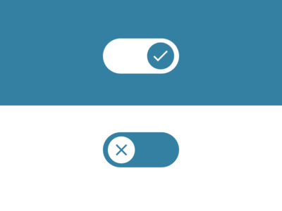 Daily UI - #15 On/Off Switch