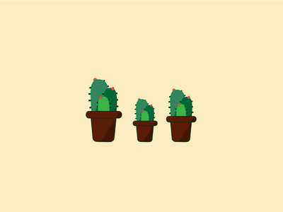 Illustration - Cactus