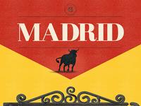 Madrid  (Free Font)