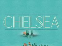 Chelsea (Free Font)