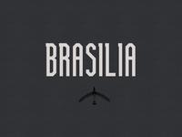 Brasilia  (Free Font Family)