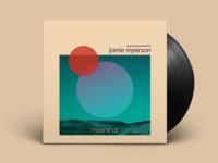 Album Art | Jamie Myerson // Moonshot