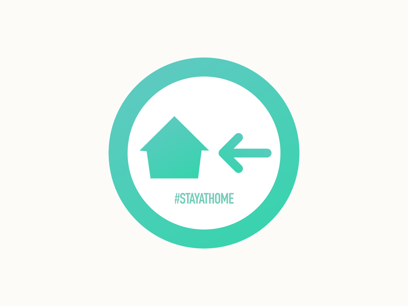 #STAYATHOME design pandemic psa stayathome stayhome