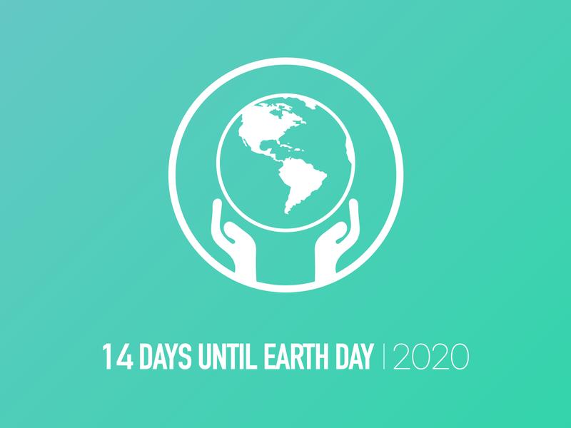 Earth Day 2020 Countdown