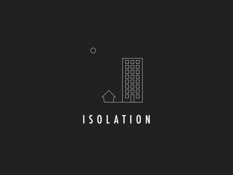 Isolation design alone covid19 isolation