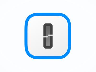 1password iOS icon