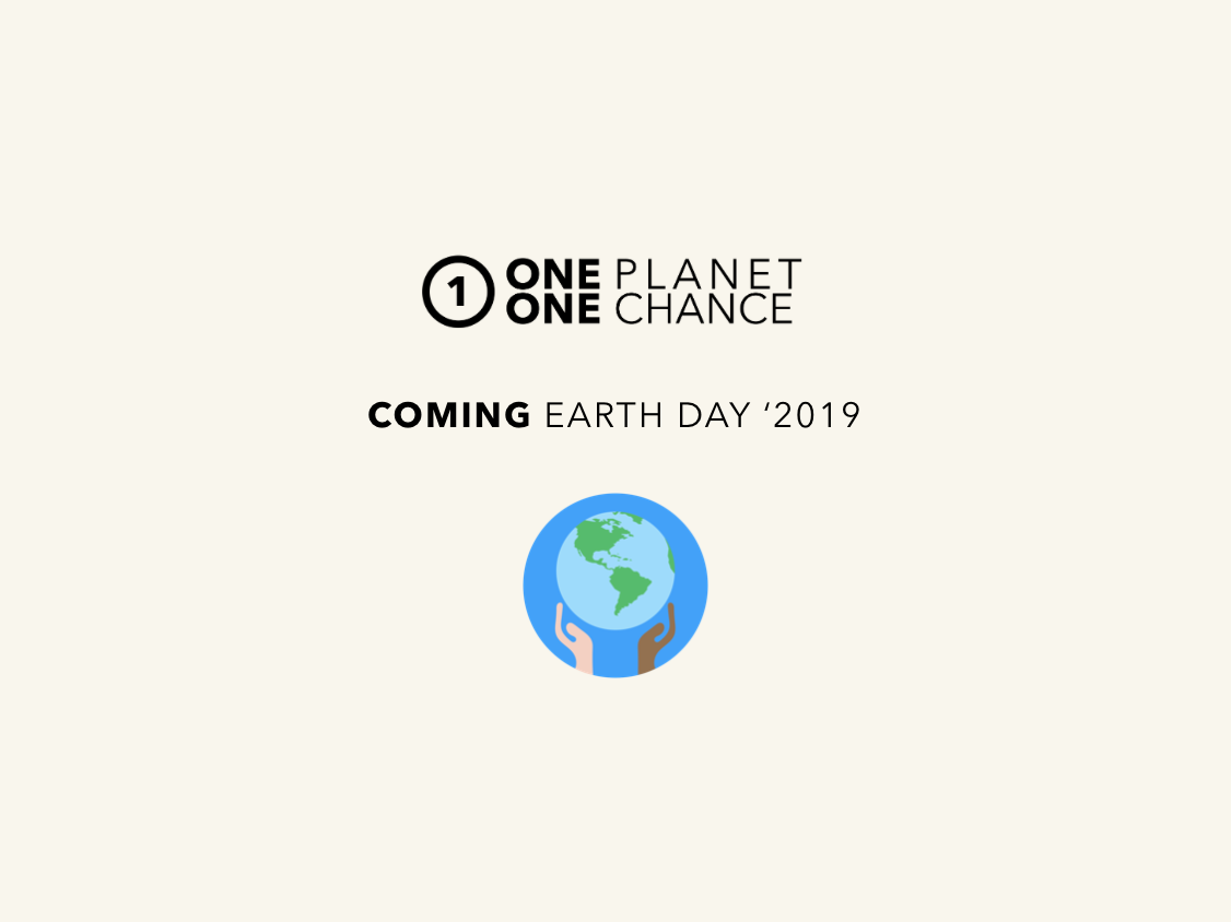 One Planet One Chance Teaser teaser environment planet earth oneplanetonechance earthday