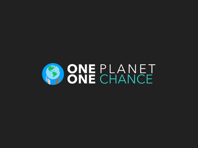 One Planet One Chance - Earth Day