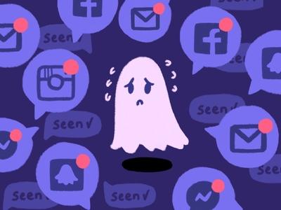 Ghostin' Ghost