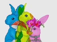 Mixed Rabbits