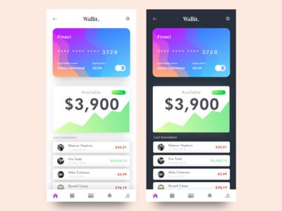 Wallit App Design Jam