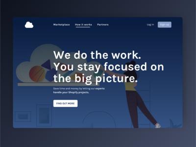 Landing Page Design Jam