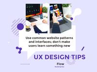 UX Design Tip #1