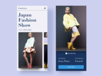 Fashion App (Free Sketch File)