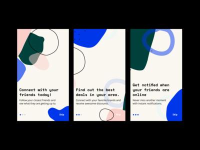 App On Boarding Design (FREE DOWNLOAD)