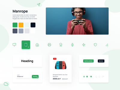 Interface Styleboard design systems ui component design system e-commerce design e-comerce ecommerce design ecommerce shop ecommerce marketplace interface visual design visual process concept uidesign ui brand style moodboard styleboard
