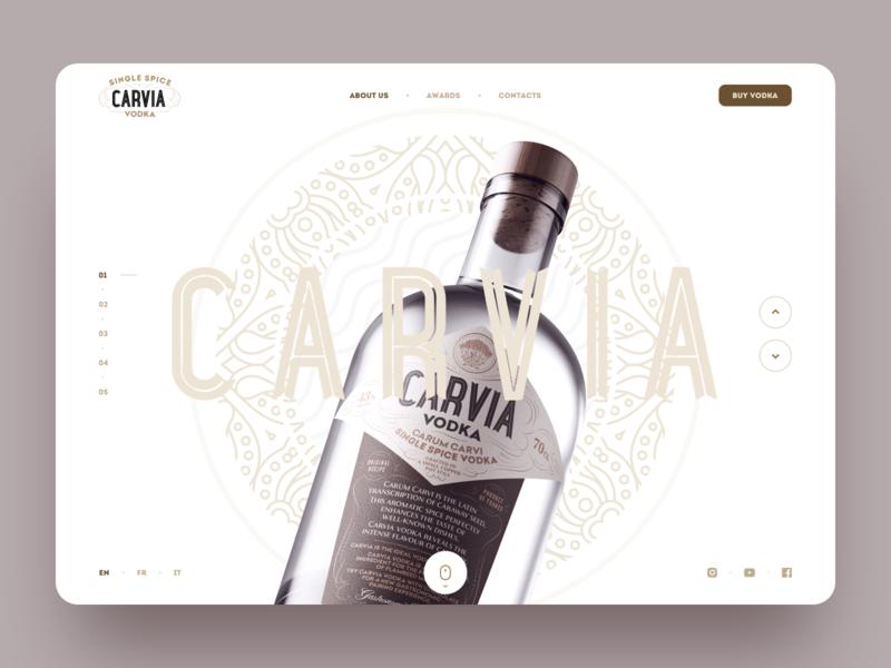 Carvia – Hero Block
