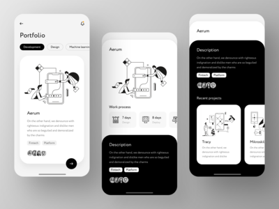 Exyte Mobile App – Case Study