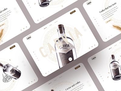 Carvia – Layout slides caviar original recipe carvia handmade spice france craft drinking artisanal bottle vodka alcohol