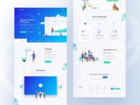 Samsa – Landing Page
