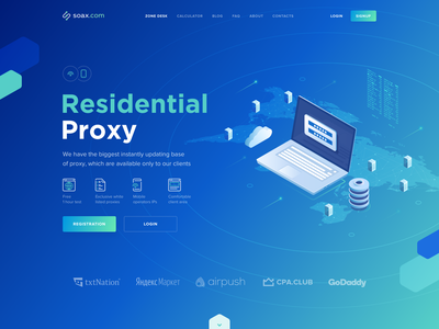 Soax – Hero Block servers ips ip proxies vpn residential server proxy