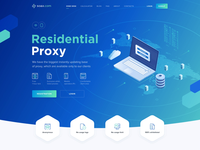 Soax - Landing Page