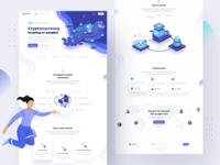 HodlBot – Landing page