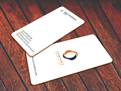 Business Card Design orange brand orange logo orange startup branding smartbbydesign design agency business cards business card business card design branding studio branding design branding and identity branding agency branding brand identity brand design