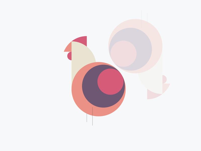 Rooster Illustration