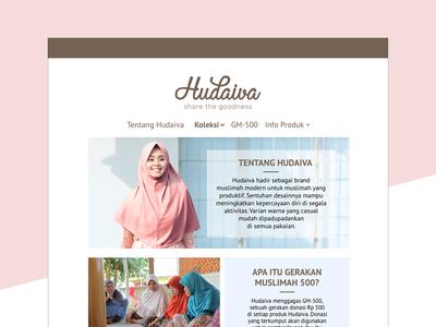 Hudaiva's Website