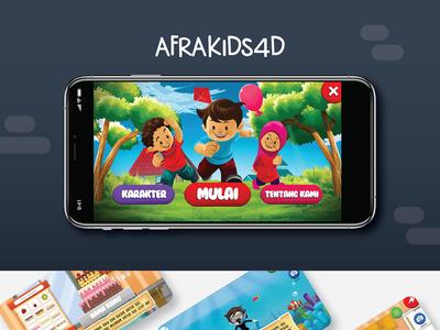 Afrakids4D