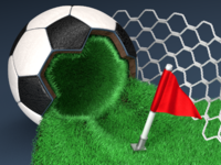 Soccer abstract notext 1600