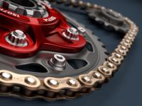 Chain drive 1600