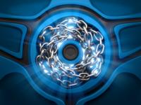 Chain vortex 1600